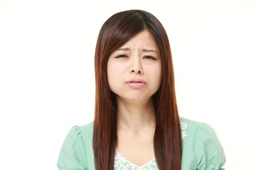 眼瞼下垂(挙筋前転法)のデメリット